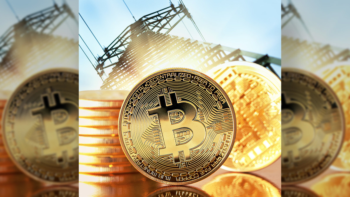 Huge electricity costs threaten the cryptocurrency industry